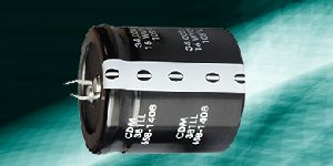 8,000 Hour, 105° C Aluminum Electrolytic Snap-in Capacitors