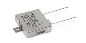 Ruggedized Flatpack Capacitors That Handle Up to 50 g's
