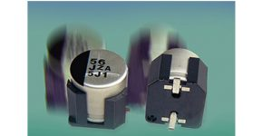 Hybrid Polymer-Aluminum Electrolytics Handle 30g with Very Low ESR, High Ripple Currents